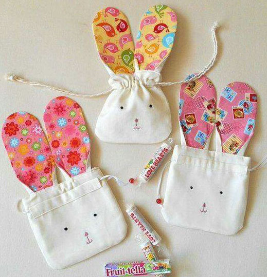 Bunny Pouch 2