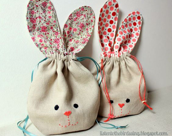 Bunny Pouch 4
