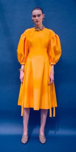 Rejina Pyo Yellow Dress