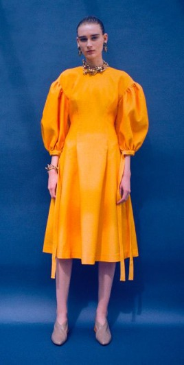 Rejina Pyo Yellow Dress